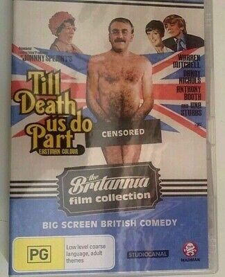 AU13.50 • Buy Till Death Do Us Part The Movie Brand New Dvd In Excellent Condition Rare