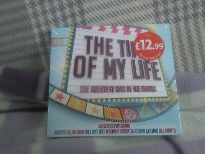 The Time Of My Life: CD -(2014)Various Artists - New - Free UK Postage • 3.95£