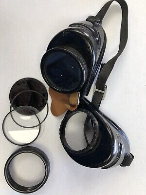 $25 • Buy Steampunk Antique Goggles