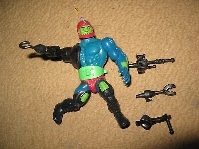 $47 • Buy Vintage 1983 MOTU TRAP JAW He-man Masters Of The Universe FIGURE W/weapons