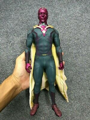 $ CDN360.79 • Buy 1/6 Hot Toys MMS296 Avengers Age Of Ultron AOU Vision Marvel Action Figure