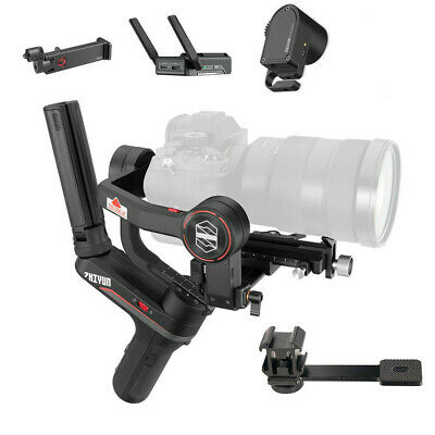 AU909 • Buy Zhiyun WEEBILL S 3 Axis Handheld Gimbal With Image Transmission+Focus Controller