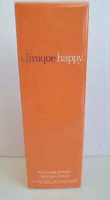 Clinique Happy 50ml Perfume Spray Brand New & Sealed • 20£