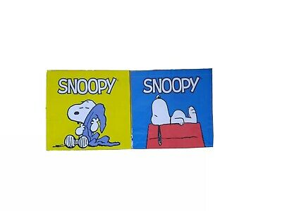 Snoopy Shopping Bag Tote NEW Peanuts Snoopy   • 3.99£