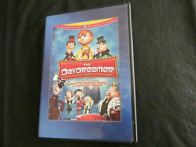 $49 • Buy The Daydreamer DVD Rankin Bass Production RARE And OOP! Like New Condition.