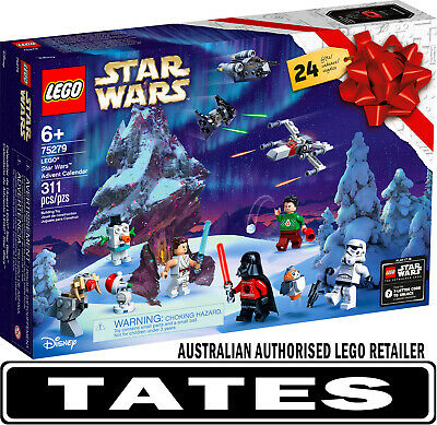 AU60.50 • Buy LEGO 75279 Advent Calendar Star Wars™ 2020 From Tates Toyworld