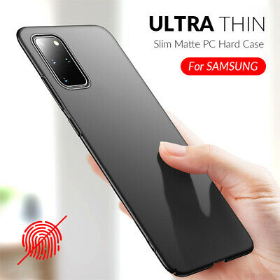 $ CDN4.48 • Buy Phone Case For Samsung S21 A21S A41 S20 Note 20 S20 S10 Ultra Slim Hard Cover