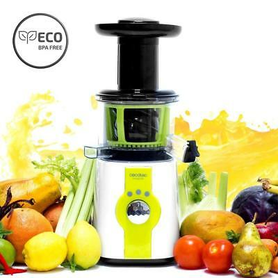 Blender For Fruits And Vegetables Of Pressed On Cold Extractor Of Juice Cecotec • 269.94£