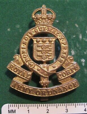 Royal Army Ordnance Corps Cap Badge ( B ) • 4.99£