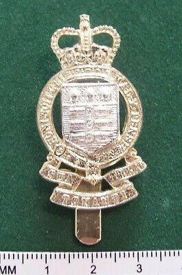 Royal Army Ordnance Corps Cap Badge QC Tonanti • 4.99£
