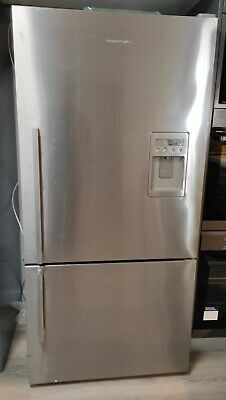 AU290 • Buy Fisher & Paykel Stainless Steel Fridge/Freezer With Filtered Water