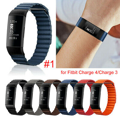 $ CDN14.61 • Buy Quick Release Watch Band Wrist Strap For Fitbit Charge 4/Charge 3/ Versa