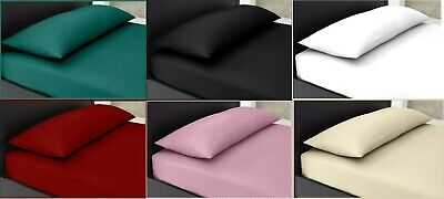 New Bolster Pillow Cover Nursing Pregnancy Orthopedic Body Support Case All SIZE • 4.47£