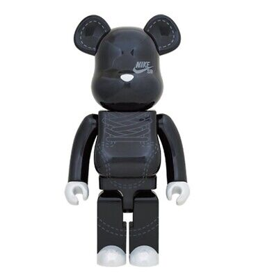 $1499.99 • Buy Bearbrick Nike SB 2020 1000% Black Brand New Free Shipping In Hand Ships Now