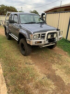 AU17000 • Buy Toyota Hilux Kzn 165 Turbo Diesel Swap/Trade XT Falcon 1968