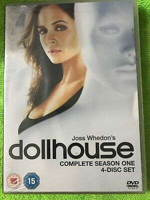 £3.99 • Buy DOLLHOUSE - The Complete Season 1 - DVD *NEW SEALED* *4-Disc Set*
