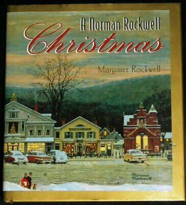 $ CDN17.39 • Buy A Norman Rockwell Christmas By Rockwell, Margaret Hardback Book The Cheap Fast