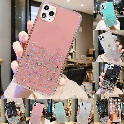 AU9.52 • Buy Shockproof Bling Glitter Case Slim Cover For IPhone 11 Pro Max SE2 XR XS 8 Plus