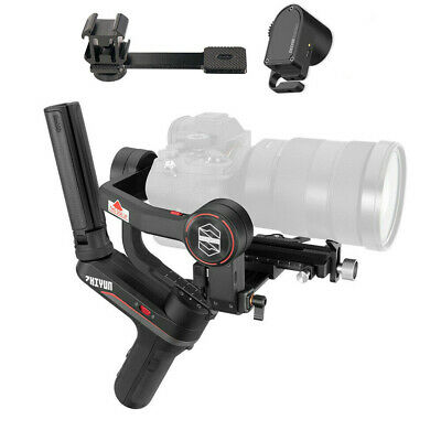 AU719 • Buy Zhiyun Weebill S Zoom/Focus Pro Package 3axis Gimbal Compact For Mirrorless DSLR