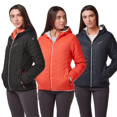 Craghoppers Womens Compresslite IV Insulated Jacket • 32.95£