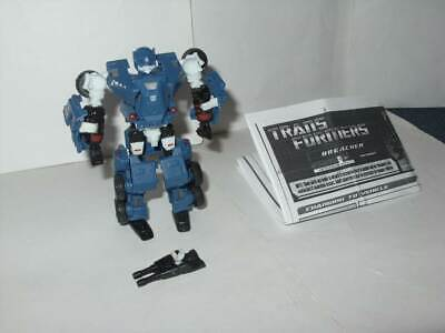 Transformers Hunt For The Decepticons Breacher COMPLETE - E83 • 13.99£