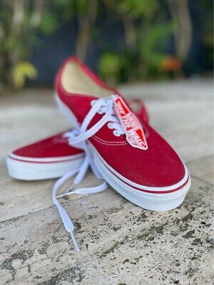 AU29 • Buy VANS Authentic Mens Canvas Casual Shoes Sneakers Skateboard US Size 11