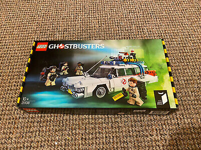 LEGO 21108 Ideas Ghostbusters Ecto 1 Brand New Mint SEALED( !!!) • 89.99£