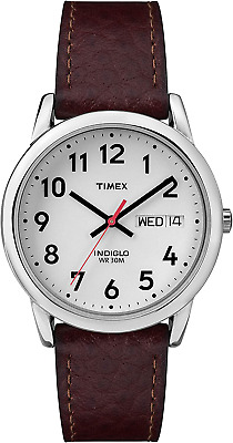 Timex Mens Easy Reader Day Date 35 Mm Watch • 50.45£