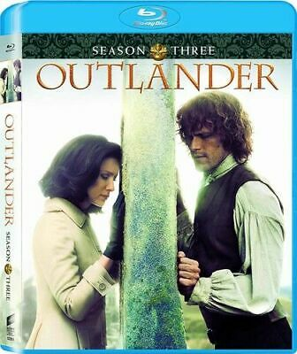 AU80.99 • Buy Outlander: Season Three - Bluray