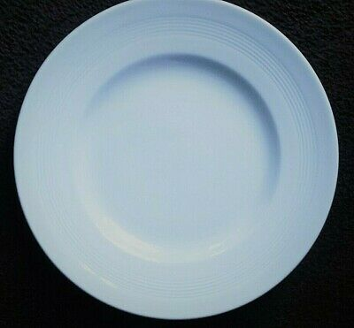 £7.99 • Buy Woods Ware Iris 9 Inch Blue Plate X1 C1940+ ( 5 Available)