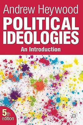 *FREE 1ST P&P**Political Ideologies: An Introduction By Andrew Heywood  • 44.99£