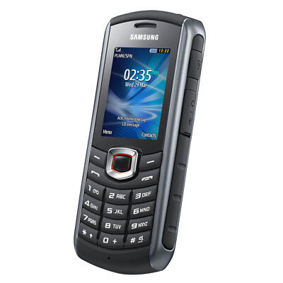 Samsung GT B2710 Solid Immerse - (Unlocked) Water & Dust Proof Mobile Phone • 69.99£