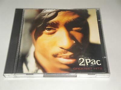 2Pac – The Greatest Hits  CD Album Death Row Records Release • 11.99£