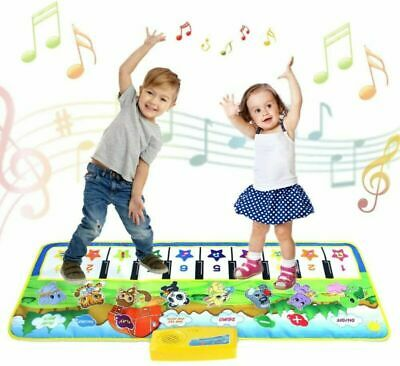 Kids Piano Mat,Toddlers Toys Age 1 2 3 4 5 Year Old Girls Boys Music...  • 22.69£