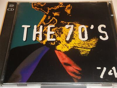1974 Time Life Presents Sounds Of The Seventies   70s -  2 X CD Set • 19.99£