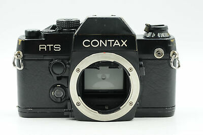 $ CDN67.12 • Buy Contax RTS II Quartz SLR Film Camera Body                                   #477