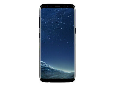 $ CDN223 • Buy Samsung Galaxy S8 | Grade: B- | AT&T | Black | 64 GB | 5.8 In