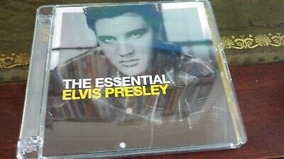 £2.99 • Buy Elvis Presley : Essential Greatest Best Hits Singles Collection - 51 Track 2cds