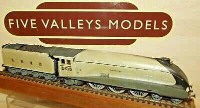 240820/03 Metal Kit LNER A4 2510 Quick Silver 4-6-2 • 59.99£