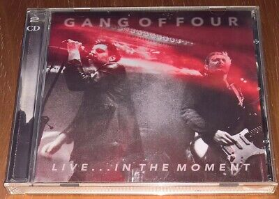 GANG OF FOUR LIVE CD+DVD Siouxsie And The Banshees Sisters Of Mercy Wire XTC X • 15.99£