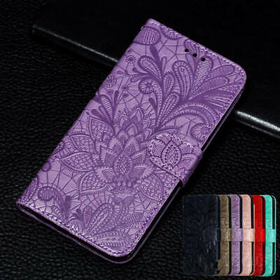 AU12.99 • Buy For IPhone SE2020 X 7 8 Plus Flower Flip Leather Stand Wallet Phone Case Cover