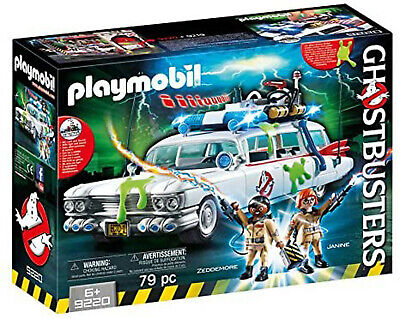 Playmobil - Ecto-1 Ghostbusters - 9220  • 43.09£