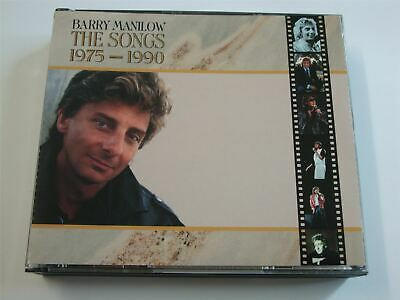 £5.49 • Buy Barry Manilow - The Songs 1975-1990 CD Album
