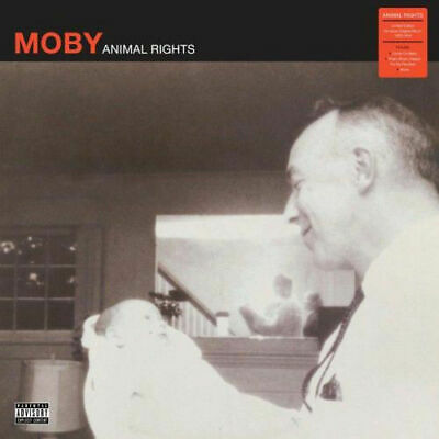 £17.99 • Buy Moby Animal Rights LP VINYL Mute 2016 NEW