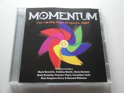 Momentum – Live Worship From Grapevine 2007  CD Mark Beswick Chris Bowater • 3.99£