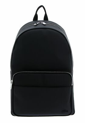 LACOSTE Men's Classic Backpack Black • 94.17£