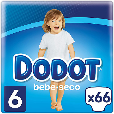 View Details Dodot Diapers, Size 613+ Kg–66Nappies • 27.75£