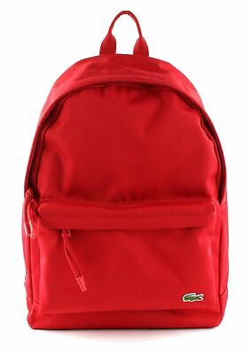 LACOSTE Backpack Neocroc Backpack Tango Red • 62.35£