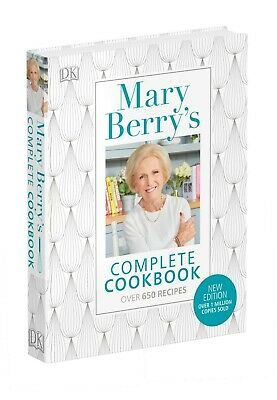 £21.99 • Buy Mary Berry's Complete Cookbook Over 650 Recipes Book Bestselling Cookbook