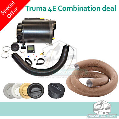 SPECIAL OFFER - Truma 4E Combi Boiler Gas & Electric Water And Hot Air Heater • 1,495£